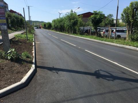 Артемовцы принимают отремонтированные дороги