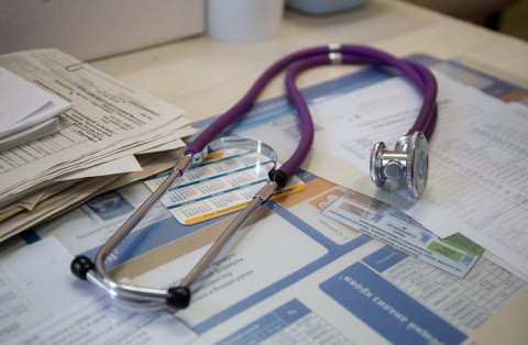 Приёма не будет: ручки и бумага закончились у врачей в Хабаровском крае