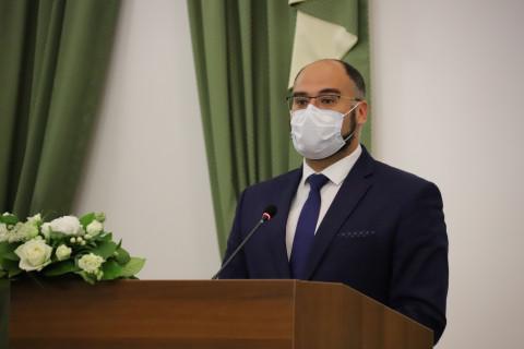 Дума города Владивостока избрала главой города Константина Шестакова