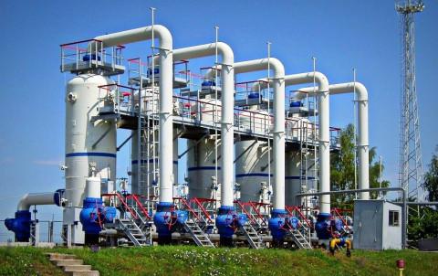 Тысячу кубометров газа продают за 6400 рублей в Приморье