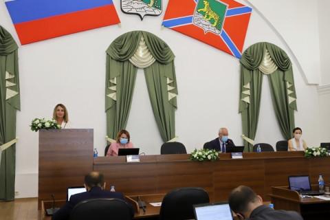 Дума города Владивостока приняла правовые акты по вопросам организации ТОС, передачи имущества в государственную и муниципальную собственность