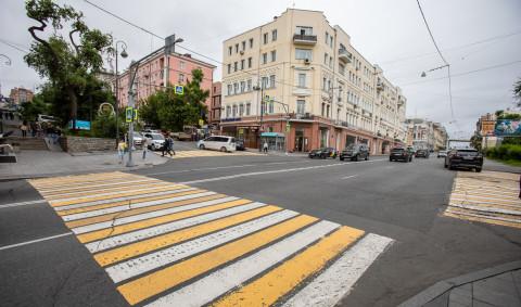 Движение транспорта в центре Владивостока ограничат с пятницы