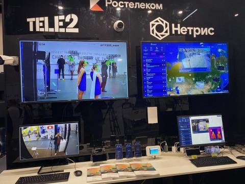 Tele2, «Ростелеком» и Ericsson показали возможности 5G для защиты здоровья