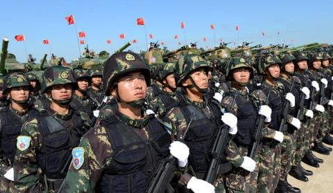Китай готовится к войне — СМИ