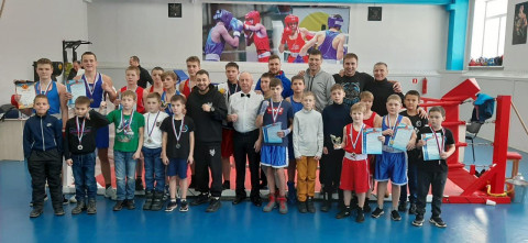 Детский турнир по боксу завершился в Дальнегорске