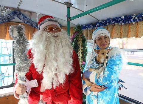 Губернатор рассказал, как пройдут новогодние каникулы в Приморье