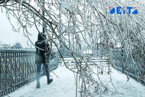 Сорокоградусные морозы пришли в Приморье