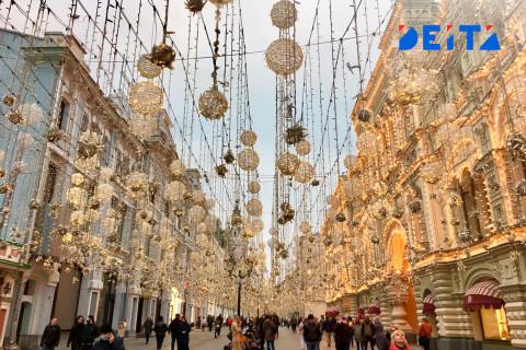 Россиянам разрешили ходить по улицам на Новый год