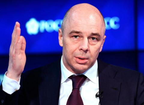 Силуанов потратит «подушку безопасности» страны