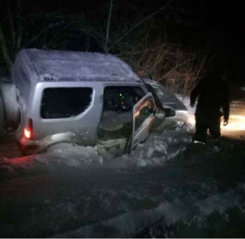 Двое мужчин попали в снежный капкан и пропали в Приморье
