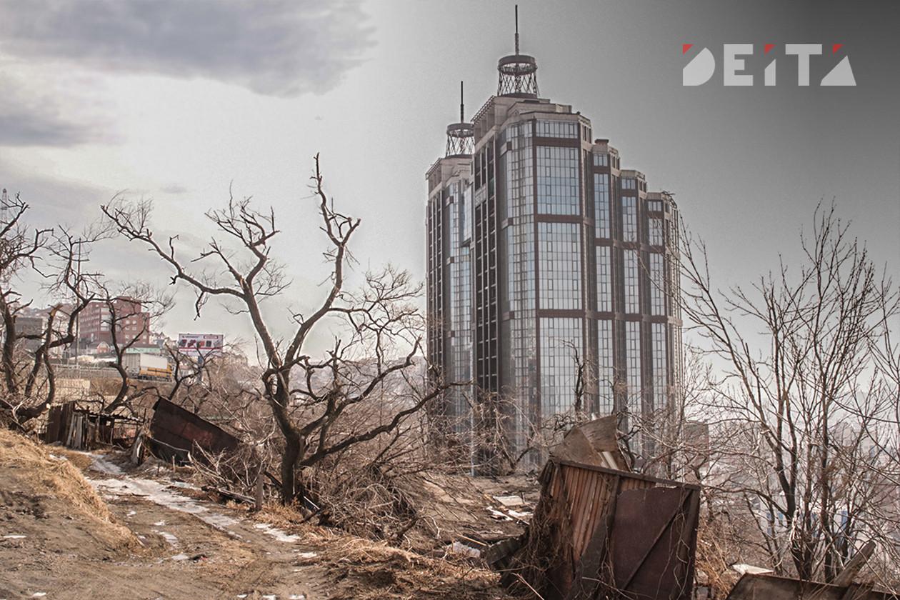 Красота, да не та… Фотопроект «Негламурная столица Дальнего Востока»