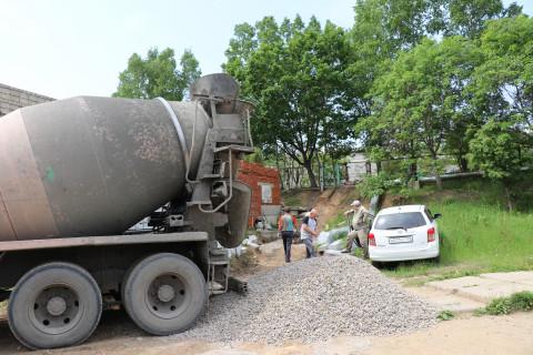 Фонд «Восточный Порт» начинает ремонтно-строительные работы в посёлке Врангель