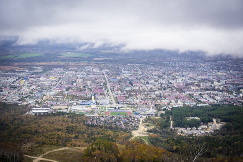 В Приморье в среду сохранится переменная облачность