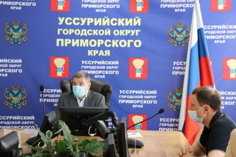 Общественных советников назначили в Уссурийске