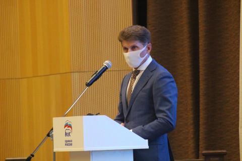 Олег Кожемяко: Волонтеры одними из первых пришли на помощь