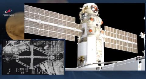 Впервые со времен Медведева: Роскосмос пристыковал новый модуль к МКС