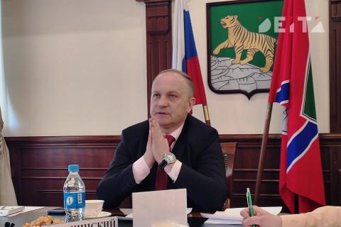 Экс-мэру Владивостока предложили стать оппозицией