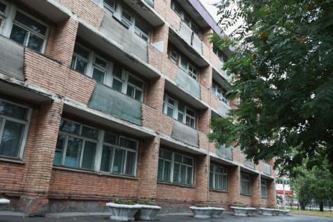 Капитальный ремонт ждёт общежитие Спасского филиала медицинского колледжа