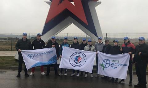 Приморский десант в Белоруссии: Фонд «Восточный Порт» организовал поездку боксёров Находки на международный турнир