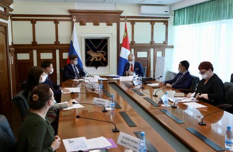 В Приморском крае дан старт большому проекту по здоровьесбережению детей