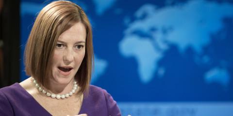 «Берега Белоруссии»: Джейн Псаки возвращается в Белый дом под хохот россиян