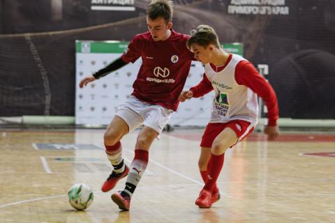 Футболисты из Приморья - чемпионы страны по мини-футболу