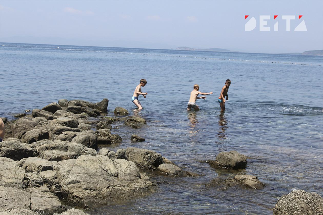 Опять жара: начало августа не удивит приморцев