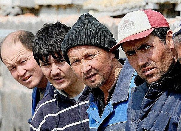 Каждый четвертый россиянин согласен на рабочее место гастарбайтера