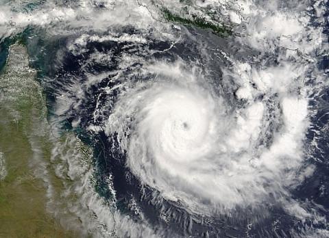 Тайфун идет на Приморье: штормовое предупреждение объявлено