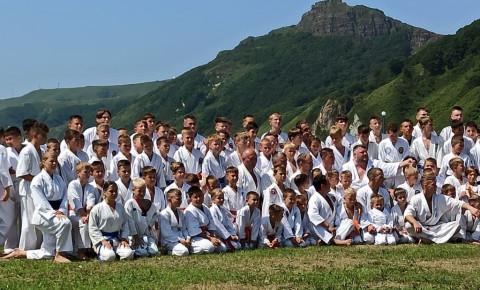 «Тихоокеанский рубеж» собрал в лагере «Шепалово» юных спортсменов со всего Дальнего Востока