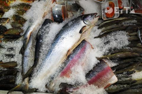 Цены на горбушу и иные продукты питания снижаются в Приморье