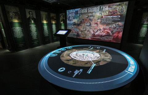 «От Рюриковичей до Путина»: во Владивостоке открылся парк «Россия. Моя история»
