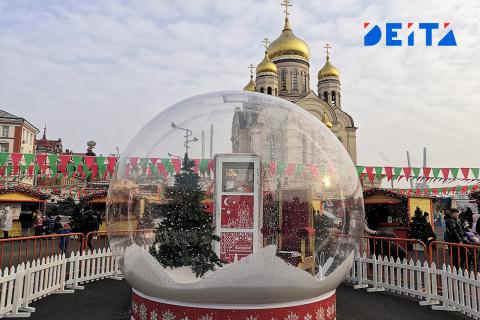 Закрытые рестораны и комендантский час: Россия встречает Новый год