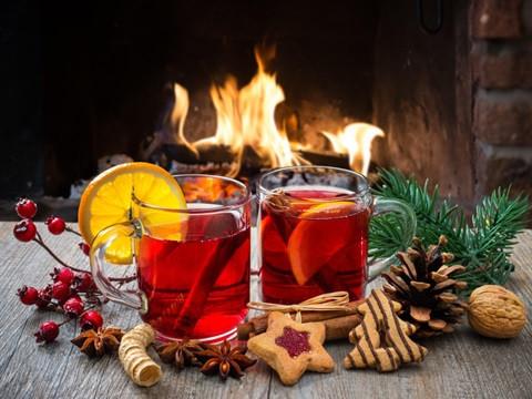 Согревающие напитки для зимних вечеров