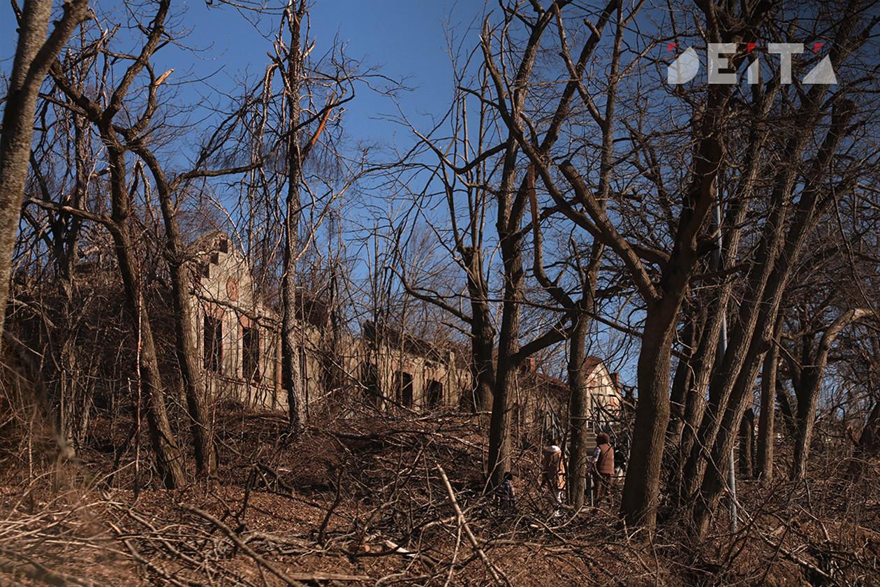 Фото-репортаж: Пыль да бурелом города-столицы. Фотопроект «Негламурная столица Дальнего Востока»
